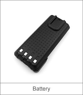 Digital Two Way Radio Battery